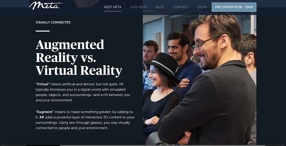 Augmented Reality vs. Virtual Reality