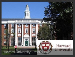 Harvard University - example of Sage archetype