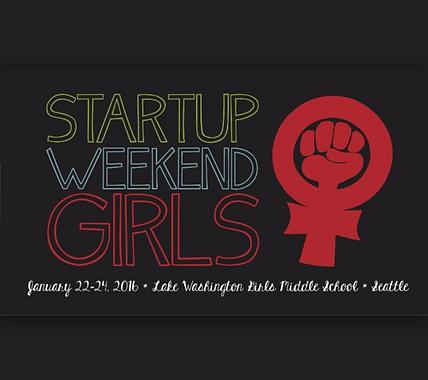 Startup Weekend Girls logo