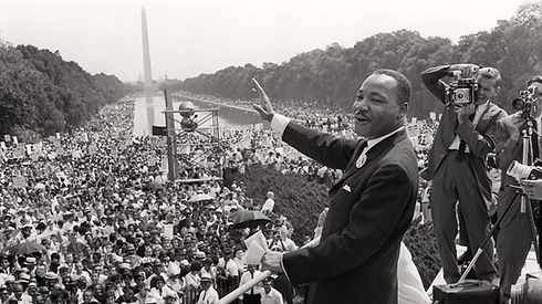 """Martin Luther King, """"I Have a Dream"""""""