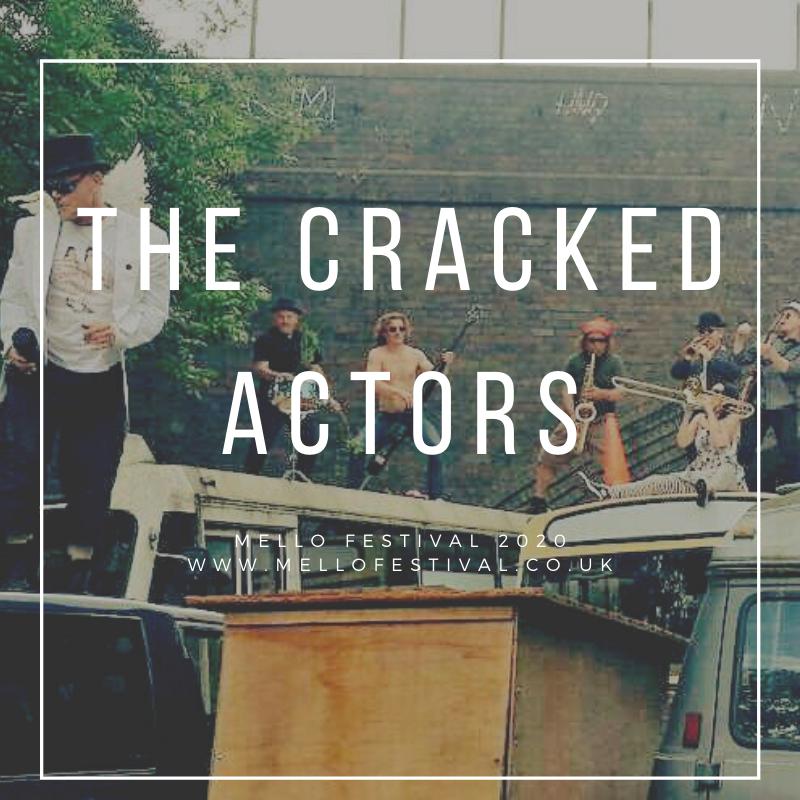 The Cracked actors