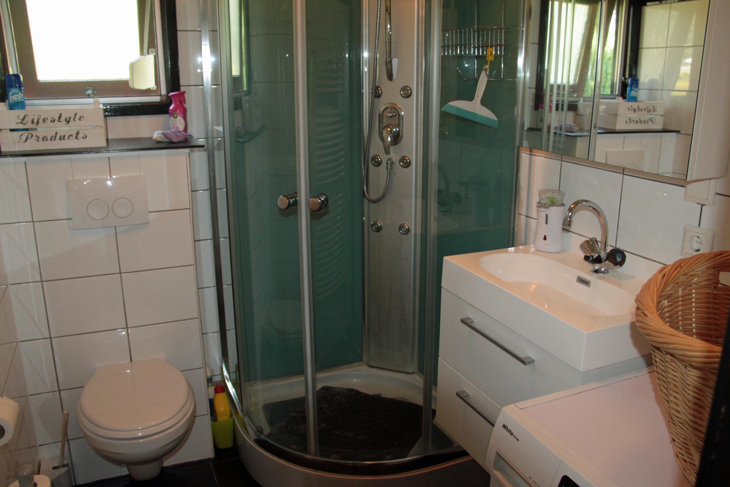 chalet  badkamer 1