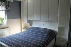 Chalet slaapkamer