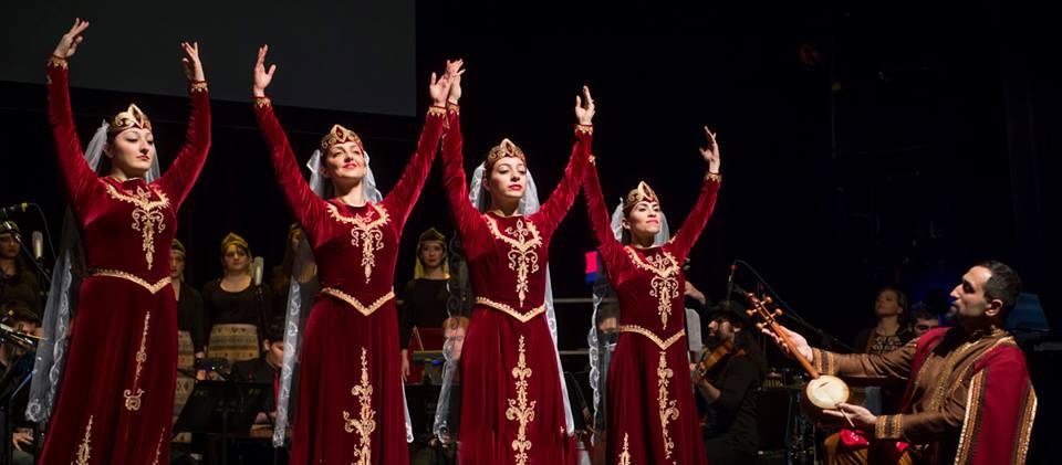 The Sayat Nova Ensemble
