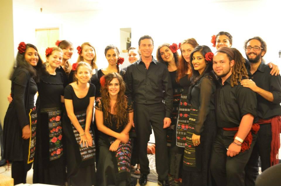 Balkan Choir with Mario Frangoulis