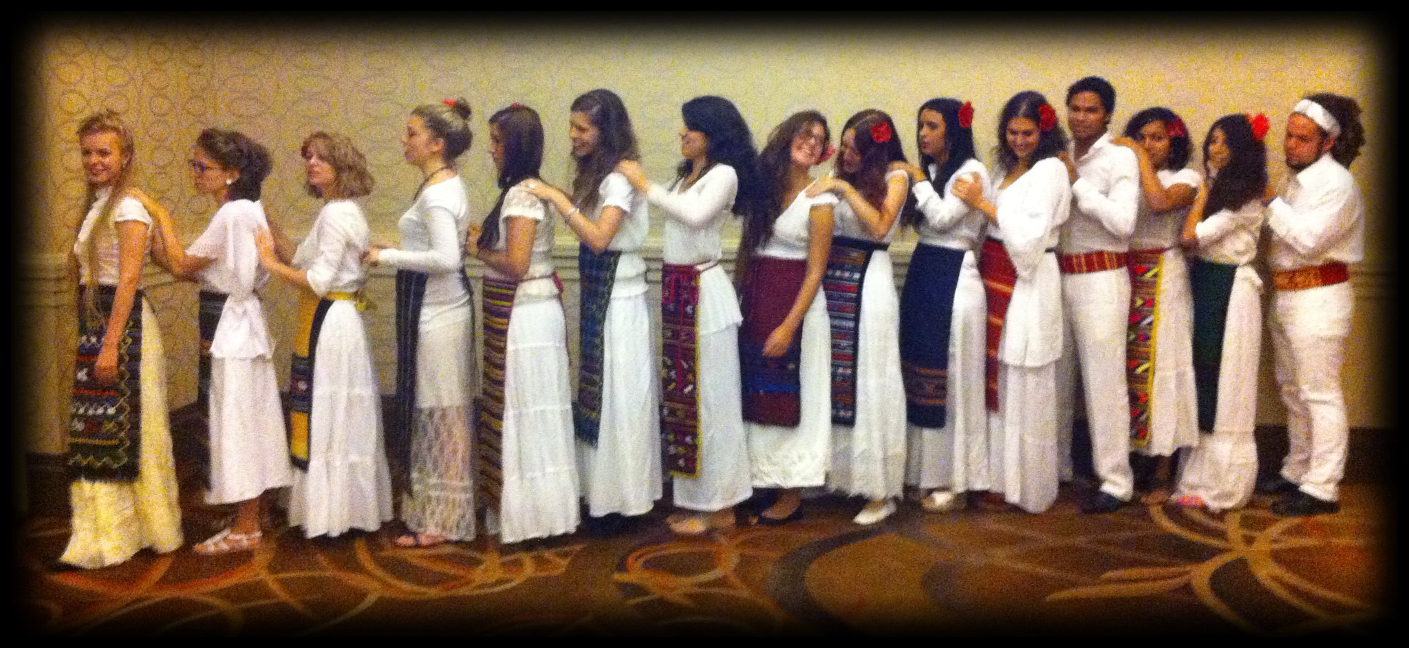 Balkan Choir, Opening Day, 9/12