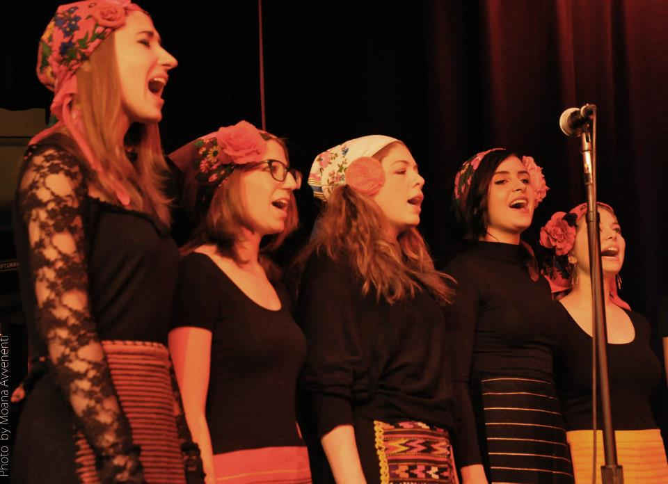 Balkan Choir, live 2012