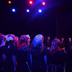 Balkan Choir live at the BPC, 2012