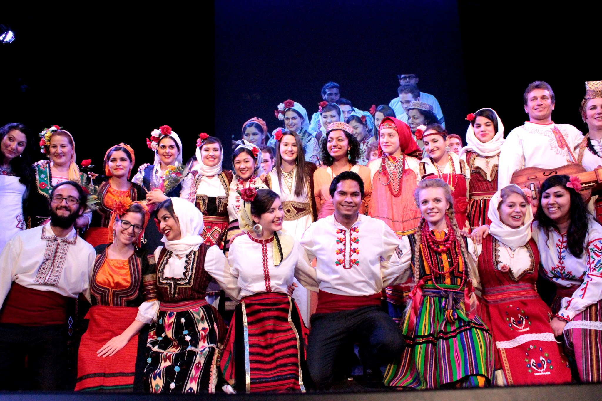 Balkan Choir & Guests, March 2013