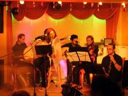 ZilZALA live @ Vernissage, 2008