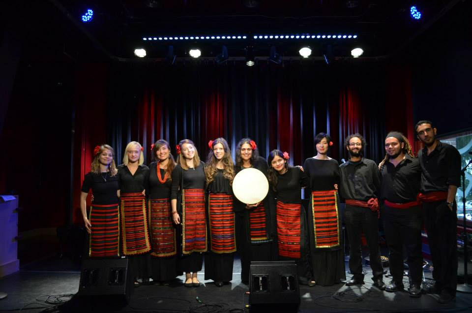 Balkan Choir live 2013