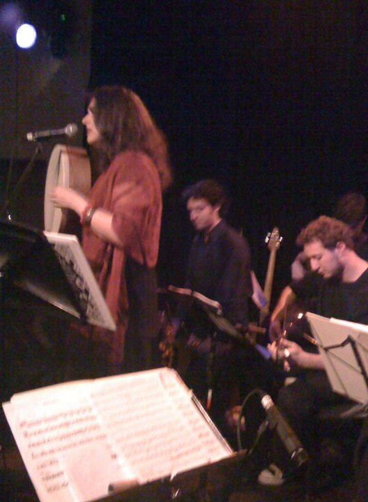 ZilZALA live @ Drom, NYC, 2008