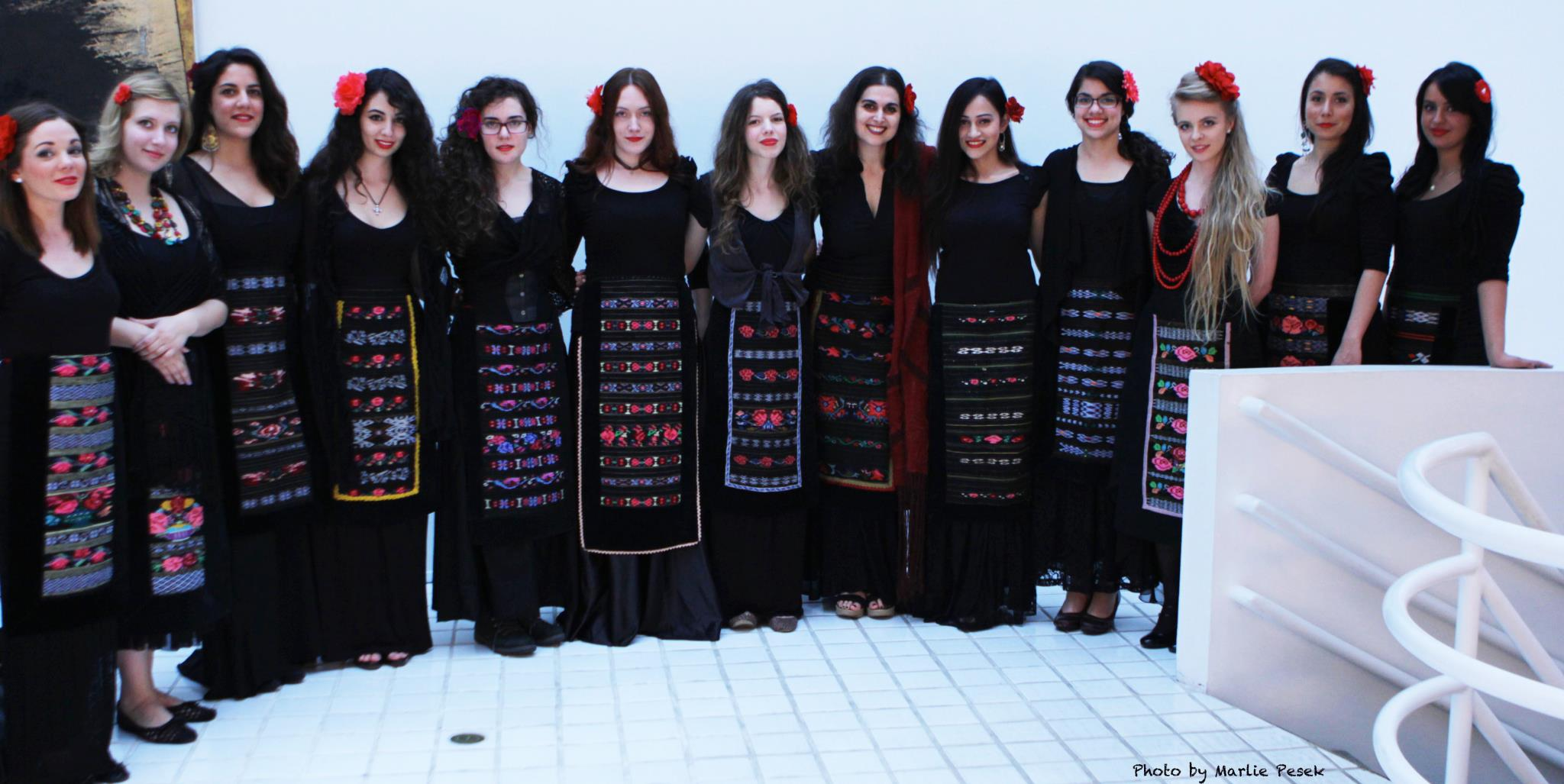 Balkan Choir, March 2012