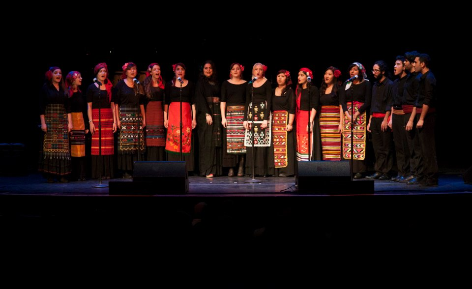 Balkan Choir, live 2013
