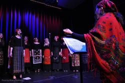 Balkan Choir live 2012