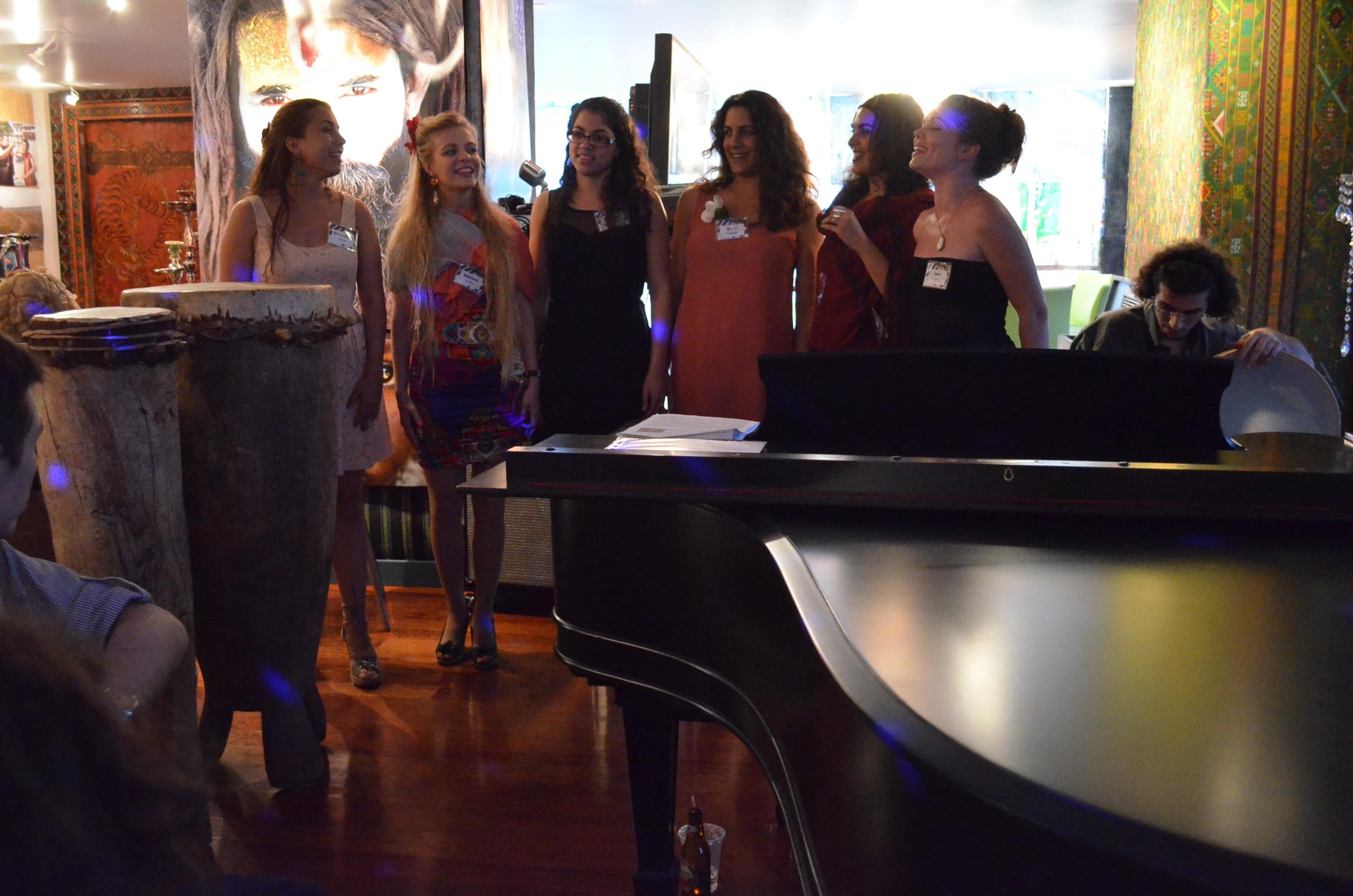 Balkan Choir, July 2012