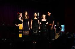 Balkan Choir live@ Cafe 939, 8/2012