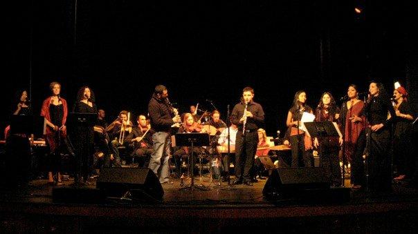 with Husnu Senlendirici & the NYGA