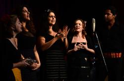 Balkan Choir live @ Cafe 939,8/2012