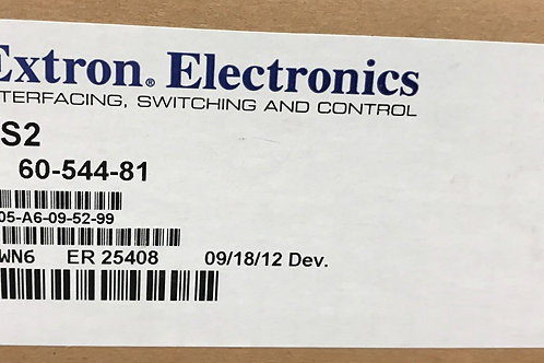 Extron IPL T S2, PN: 60-544-81