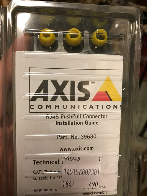 Axis RJ45 PushPull Connector 5700-371 PN: 39680