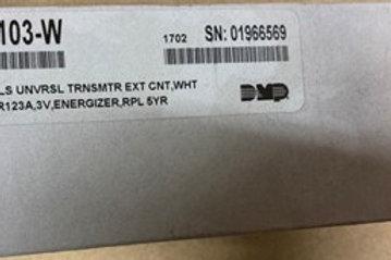 DMP 1103 Universal Transmitter for UL Commercial Burglary Applications, White –