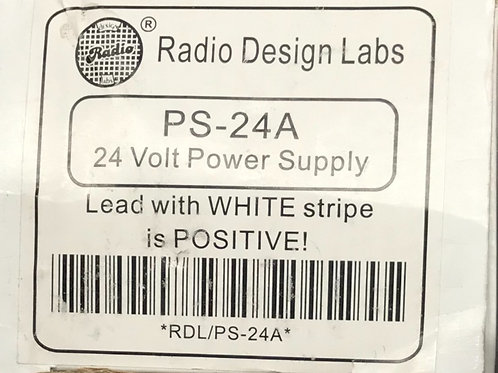 Radio Design Labs PS-24A 24 Volt Switching Power Supply
