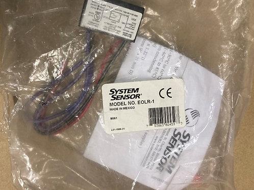 System Sensor End of Line Supervision Relay PN: ELOR-1
