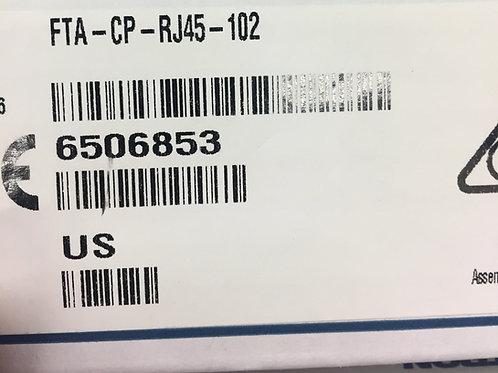 Crestron FTA-CP-RJ45-102  #6506853 FlipTop Connector Plate, RJ45