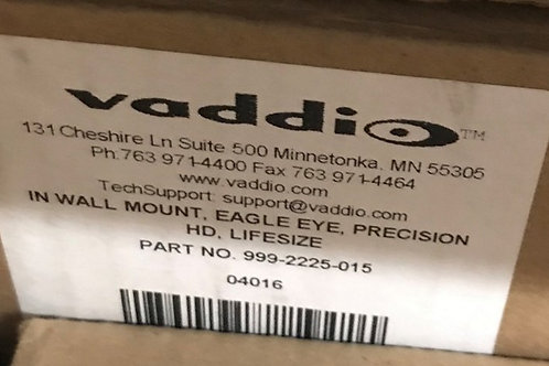 Vaddio In-Wall Enclosure for the Polycom EagleEye Camera