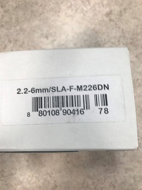 Samsung SLA-F-M226DN Lens 2.2-6