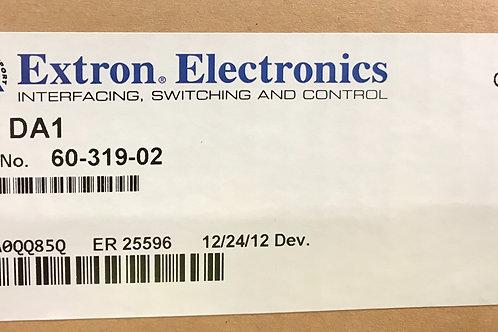 Extron P/2 DA1, PN: 60-319-02