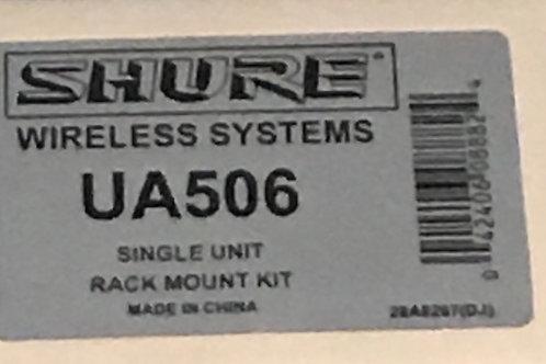 Shure UA506 Single Rack Mount Kit