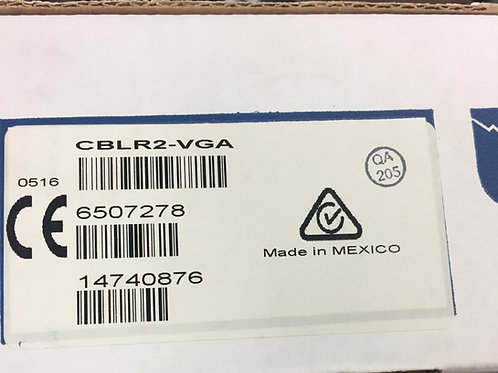 Crestron CBLR2-VGA Cable Retractor, Part #6507278