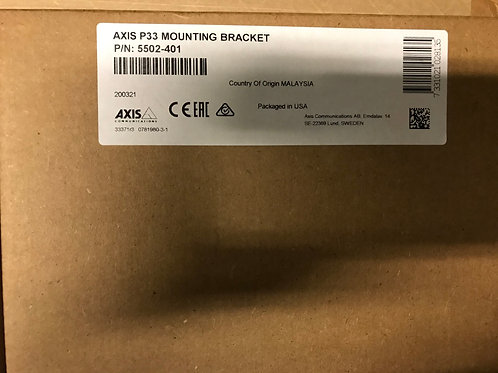 Axis P33 Mounting Bracket PN: 5502-401