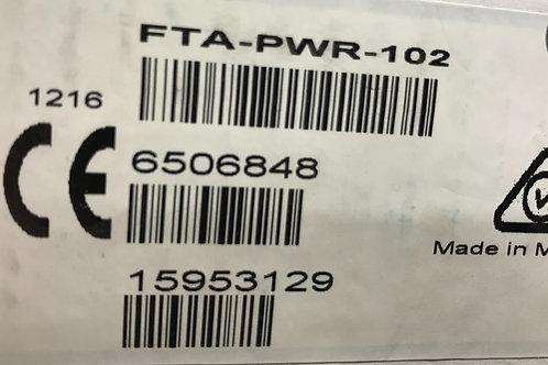 Crestron FTA-PWR-102 FlipTop AC Power Outlet Module, Dual, US NEMA 5 Type B