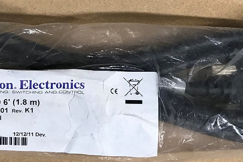 Extron 6 ft VGA Cables Male to Male – P/N: 26-238-01