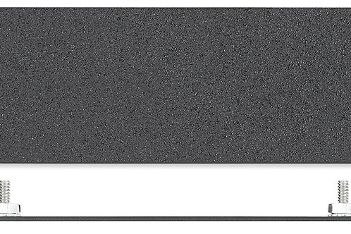 Extron Double Blank Plate, Black – PN: 70-090-12