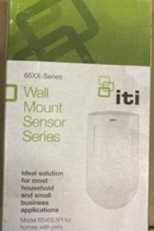 Interlogix Wall Mount Pet Immunity PIR Sensor, 40ft, White –PN:6540UPI