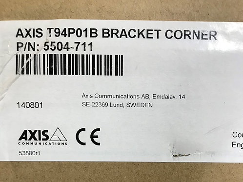 Axis T94P01B Bracket Corner, White – PN: 5504-711