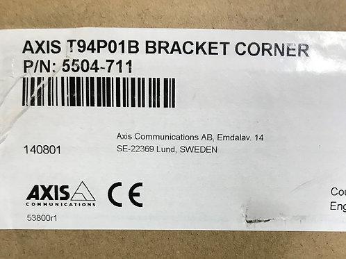 Axis T94P01B Bracket Corner, White – PN: 5504-711