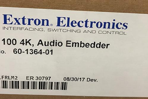 Extron HAI 100 4K, Audio Embedder – PN: 60-1364-01