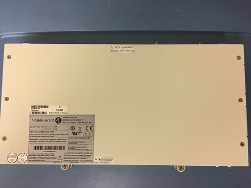 Alcatel 900W AC Backup Power Supply – P/N: OS6450-BP-PX-US