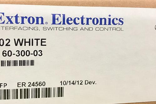 Extron AAP 102 White, PN: 60-300-03
