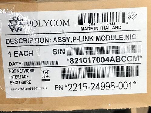 Polycom HDX Network Interface P-Link Module, NIC Enclosure