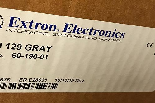 Extron RSU 129 Gray, PN: 60-190-01