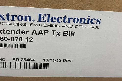 Extron USB Extender AAP Tx Blk, PN: 60-870-12