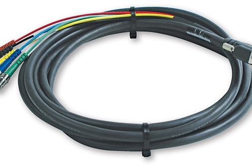 Extron 12' 15-pin HD Male to BNC Female Mini High-Resolution Cables – PN: 26-531