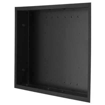 Chief PAC501B In-Wall Enclosure for Swing Arms, Black