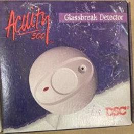 DSC Acuity® Glassbreak Detectors, White – PN: AC-500